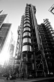 Lloyds大厦 库存图片