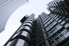 Lloyds building city of london uk Royalty Free Stock Photos