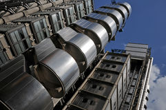 Lloyds building in London Royalty Free Stock Photo