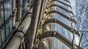Lloyds building in London Stock Photography