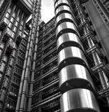 Lloyds Building in London Royalty Free Stock Images