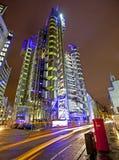 Lloyds de Londres Fotografía de archivo libre de regalías