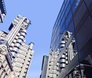 Lloyds de Londres Fotografia de Stock Royalty Free