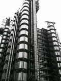 Lloyds del edificio de Londres Imagen de archivo