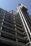 Lloyds dell'estratto di Londra Fotografia Stock Libera da Diritti