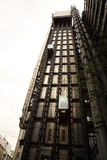 Lloyds des London-Aufzugs Stockfotos