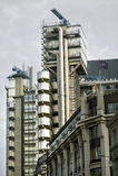 Lloyds, Londen. Royalty-vrije Stock Foto