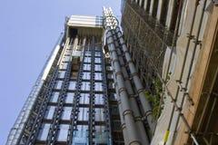 Lloyds of London. The Lloyds building in London, UK Stock Photo