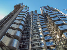 Lloyds of London building Stock Photos