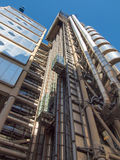 Lloyds of London building Stock Photography