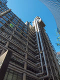 Lloyds of London building Royalty Free Stock Images