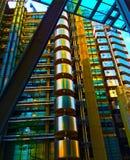 Lloyds of London Iconic Building Stock Photos