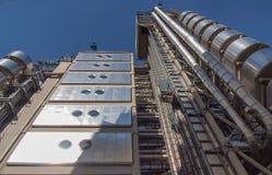 Lloyds Londyński budynek Zdjęcie Stock