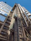 Lloyds Londyński budynek Fotografia Stock