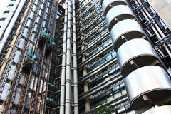Lloyds structure Royalty Free Stock Photo