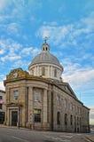 Lloydsbank in Penzance stock afbeelding