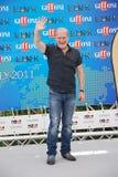 LluÃs Homar alGiffoni filmfestival 2011 Arkivfoto