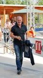 Lluís Homar al Giffoni Film Festival 2011 Royalty Free Stock Photo