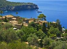 Llucalcari, Majorca Image stock
