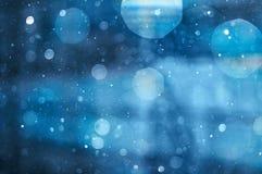 Llueva las gotas Foto de archivo