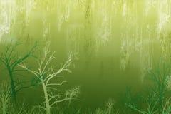 Lluvia ácida Foto de archivo libre de regalías
