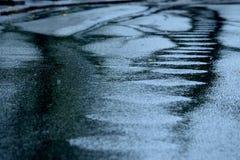 Lluvia abstracta imagen de archivo libre de regalías