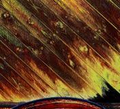 Lluvia de madera Imagenes de archivo