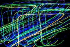 Lluvia del espacio ilustración del vector