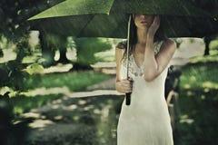 Lluvia del verano