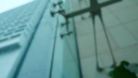 Lluvia en la ciudad metrajes