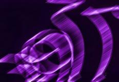 Lluvia púrpura Imagenes de archivo