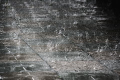 Lluvia pesada que salpica en la calle Imagen de archivo libre de regalías