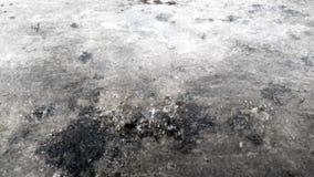 Lluvia que cae en piso concreto metrajes