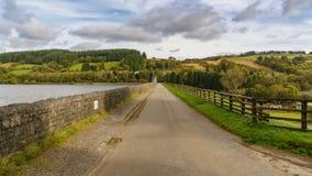 Llwyn-en depósito, País de Gales, Reino Unido Foto de archivo