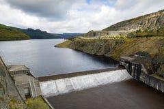 Llyn Brianne-Reservoir Stockfotos
