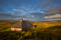 Llyn Cottage Royalty Free Stock Image