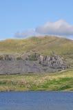 Llyn Cwmystradllyn Royalty Free Stock Photo