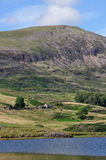 Llyn Cwmystradllyn Stock Image