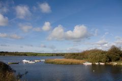 llyn d'alaw Images stock