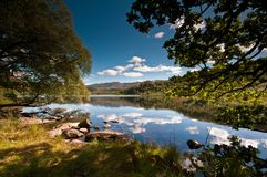 Llyn Dinas Stock Photos