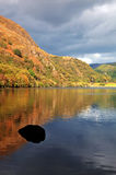 Llyn Dinas Royalty Free Stock Images
