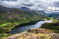 Llyn Dinas Royalty Free Stock Image