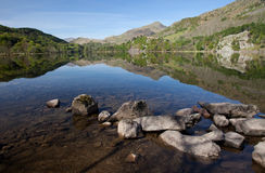 Llyn Gwynant Royalty Free Stock Photo
