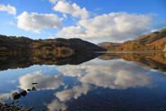 Llyn Gwynant, Snowdonia, Pays de Galles Photo libre de droits