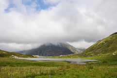 Llyn Idwal Royalty Free Stock Image