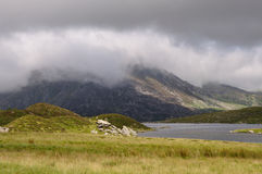 Llyn Idwal Royalty Free Stock Photography
