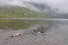 Llyn Idwal Royalty Free Stock Photo