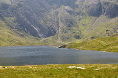 Llyn Idwal Royalty Free Stock Images