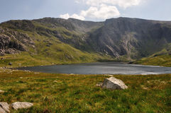 Llyn Idwal Stock Photography