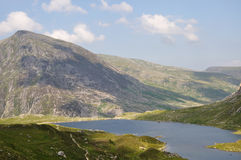 Llyn Idwal Stock Photos